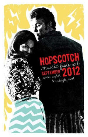 Poster Hound Family Workshop Official Hopscotch Music Festival